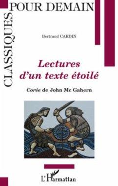 Lectures d'un texte etoile - coree de john mc gahern (eBook, PDF)