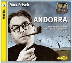 Andorra, 2 Audio-CDs - Frisch, Max