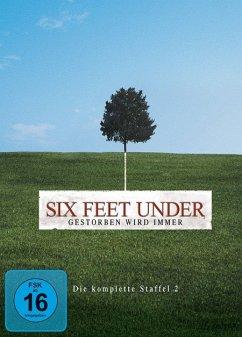 Six Feet Under - Gestorben wird immer - Staffel 2 - Peter Krause,Michael C.Hall,Frances Conroy