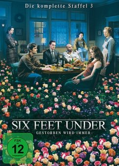 Six Feet Under - Gestorben wird immer - Staffel 3 DVD-Box - Peter Krause,Michael C.Hall,Frances Conroy