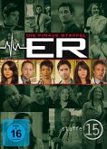 ER - Emergency Room, Staffel 15 (6 DVDs)