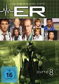 ER - Emergency Room, Staffel 08 (6 DVDs)