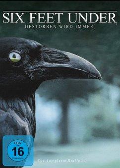 Six Feet Under - Gestorben wird immer - Staffel 4 DVD-Box - Peter Krause,Michael C.Hall,Frances Conroy