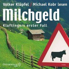 Milchgeld / Kommissar Kluftinger Bd.1 (MP3-Download) - Klüpfel, Volker; Kobr, Michael