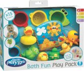 Playgro Badespielzeug-Geschenkset 15-t
