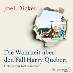 Die Wahrheit über den Fall Harry Quebert (MP3-Download)