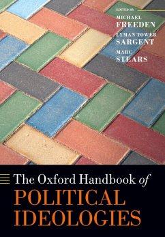 The Oxford Handbook of Political Ideologies (eBook, PDF)