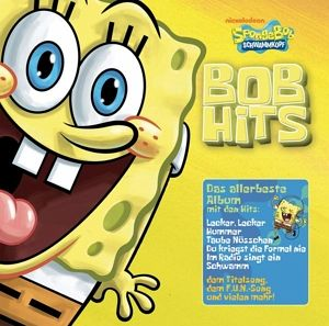bob hits das allerbeste album von spongebob auf audio cd. Black Bedroom Furniture Sets. Home Design Ideas
