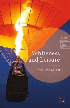 Whiteness and Leisure (eBook, PDF)