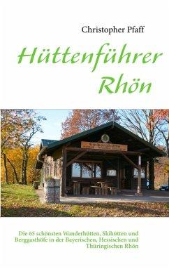 Hüttenführer Rhön (eBook, ePUB)