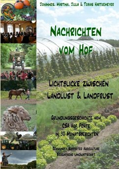 Nachrichten vom Hof (eBook, ePUB) - Hartkemeyer, Johannes; Hartkemeyer, Martina; Hartkemeyer, Julia; Hartkemeyer, Tobias