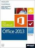 Microsoft Office 2013 - Das Handbuch (eBook, ePUB)