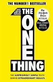 The One Thing (eBook, ePUB)