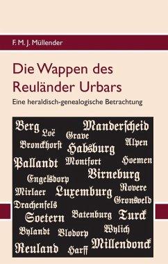 Die Wappen des Reuländer Urbars (eBook, ePUB)