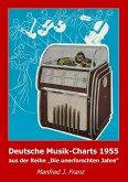 Deutsche Musik-Charts 1955 (eBook, ePUB)