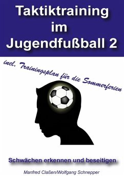 Taktiktraining im Jugendfußball 2 (eBook, ePUB)
