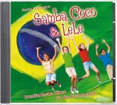 Samba, Coco & LeLe, Audio-CD
