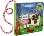 Fädelbuch - Fädelspaß auf dem Bauernhof