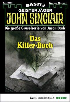 John Sinclair - Folge 1833 (eBook, ePUB)