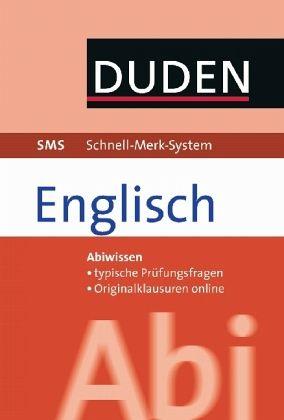 Englisch, Abiwissen (Mängelexemplar)