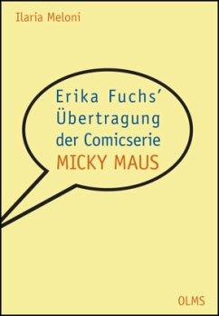 Erika Fuchs' Übertragung der Comicserie
