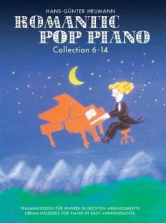 Romantic Pop Piano Collection, für Klavier