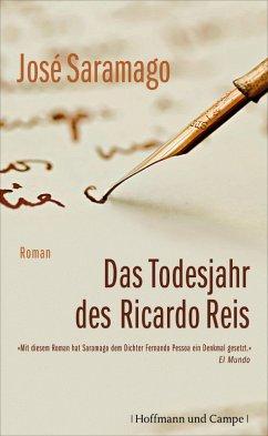 Das Todesjahr des Ricardo Reis (eBook, ePUB) - Saramago, José