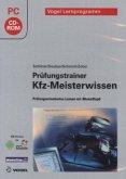 Prüfungstrainer Kfz-Meisterwissen, CD-ROM