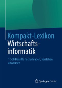 Kompakt-Lexikon Wirtschaftsinformatik