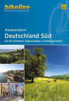 bikeline Radwandern Deutschland Süd