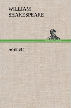 9783849565343 - Shakespeare, William: Sonnets - Book