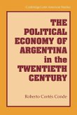 The Political Economy of Argentina in the Twentieth Century