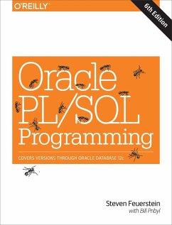 Oracle PL/SQL Programming - Feuerstein, Steven; Pribyl, Bill
