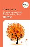 Die schönsten Feste und Bräuche im Jahreslauf - Band 3: Herbst (eBook, ePUB)