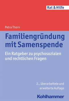 Familiengründung mit Samenspende - Thorn, Petra
