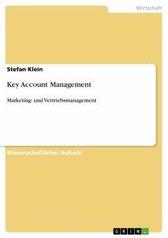 Key Account Management (eBook, PDF) - Klein, Stefan