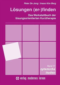 Lösungen (er-)finden - Jong, Peter de; Berg, Insoo K.