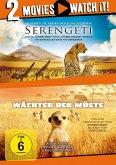 Serengeti , Wächter der Wüste DVD-Box