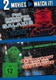 Per Anhalter durch die Galaxis + Das Restaurant am Ende des Universums - 2 Disc DVD