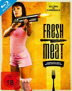 Fresh Meat Steelcase Edition