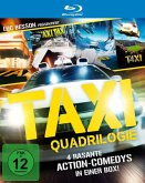 Taxi Quadrilogie (4 Discs)