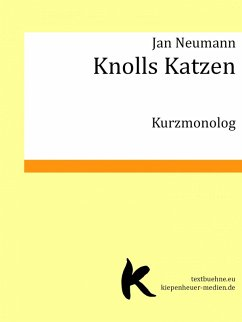Knolls Katzen (eBook, ePUB) - Neumann, Jan