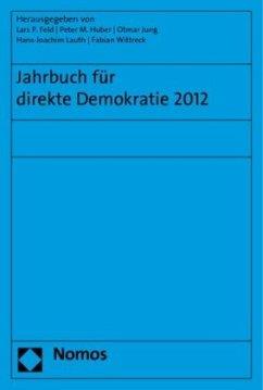Jahrbuch für direkte Demokratie 2012