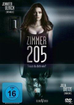 Zimmer 205 - Traust du dich rein? - Zimmer 205/Dvd