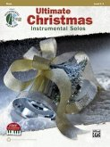 Ultimate Christmas Instrumental Solos, Flute, w. MP3-CD