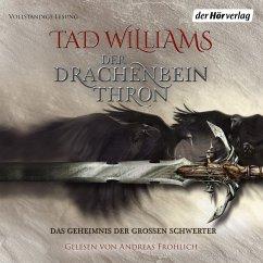 Der Drachenbeinthron / Das Geheimnis der Großen Schwerter Bd.1 (MP3-Download) - Williams, Tad