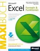 Microsoft Excel: Formeln & Funktionen - Das Maxibuch. 3., aktualisierte und erweiterte Auflage für Excel 2007 bis 2013 (eBook, ePUB)