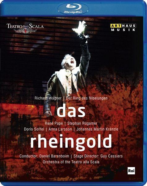 Wagner, Richard - Das Rheingold - Barenboim/Pape/Rügamer