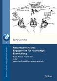 Unternehmerisches Engagement für nachhaltige Entwicklung (eBook, ePUB)
