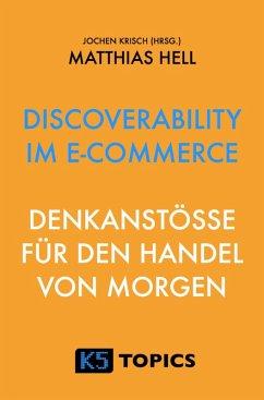 Discoverability im E-Commerce (eBook, ePUB) - Hell, Matthias